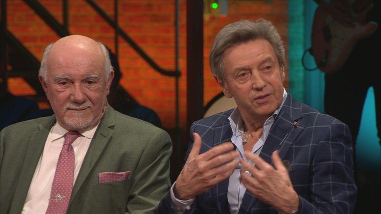 Willy Sommers en dokter Brugada in 'Vandaag'