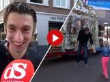 Orgelman Robin straalt: hij mag weer in Apeldoornse binnenstad spelen
