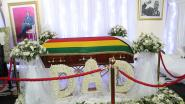 Zimbabwaans oud-president Mugabe wordt begraven in zijn geboortedorp volgens zijn familie