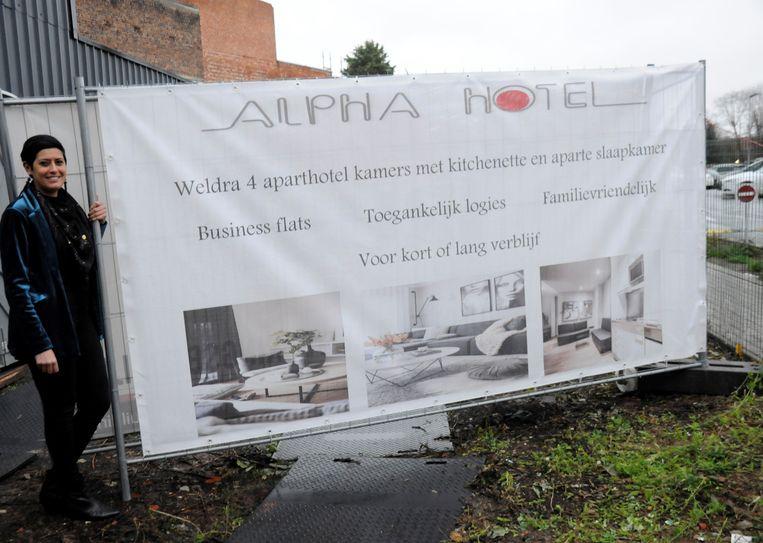 Volgens Carole Moers kan Tienen wel aparthotels gebruiken.