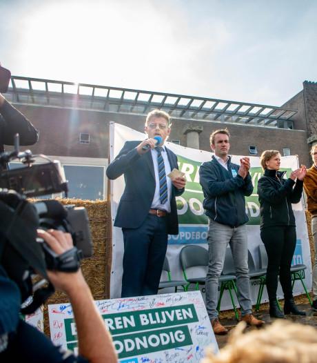 Boeren juichten in Gelderland, maar stikstofregels nog niet van de baan