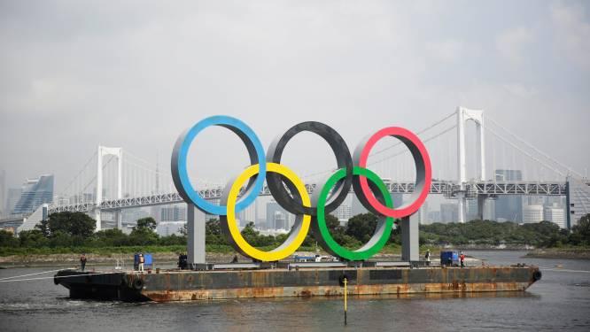 Japanse sponsors blijven Olympische Spelen trouw
