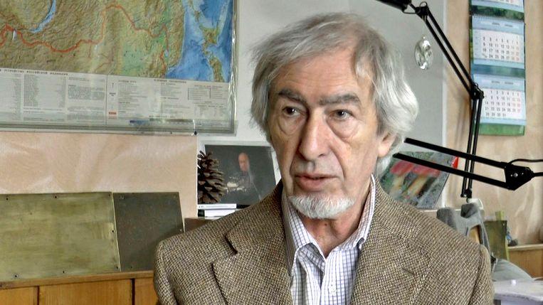 Aleksej Levinson, socioloog. Beeld RV