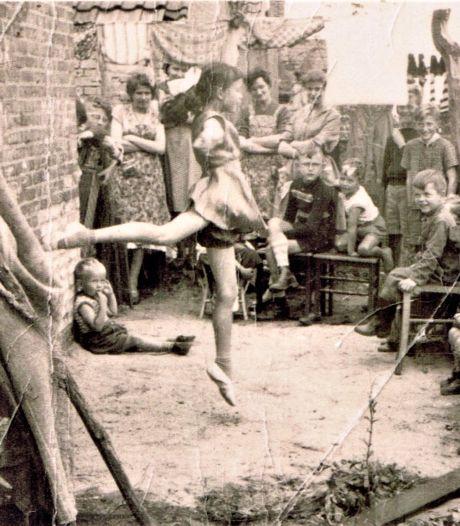 Marijkes balletvoorstelling in de tuin:  Facebookpagina vol oude foto's boeit Gemert
