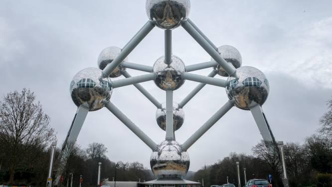 Atomium krijgt ook van Brussels gewest 1 miljoen euro steun