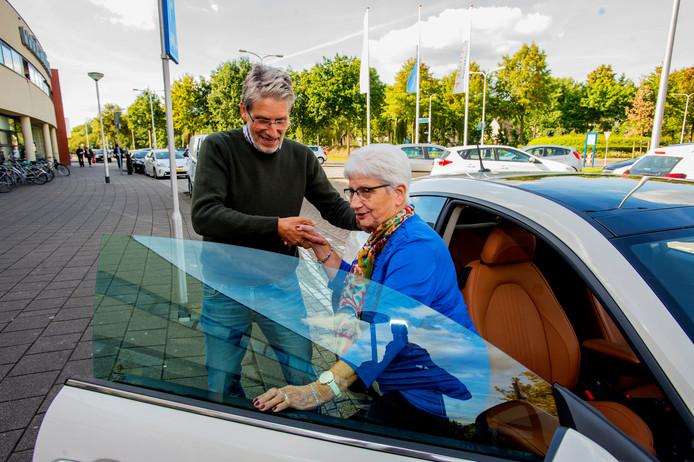 AutoMaatje is voor veel ouderen een uitkomst.
