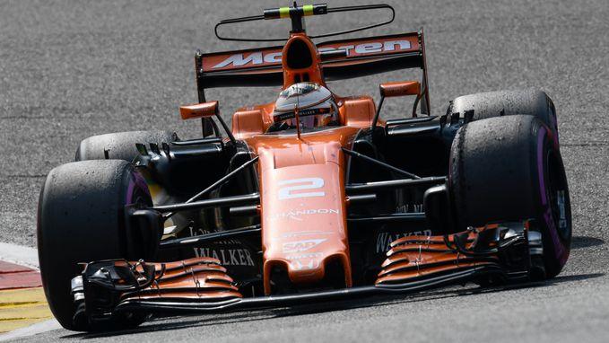 """Onze F1-watcher ziet hoe Vandoorne weinig verwachtingen heeft: """"Monza is ongetwijfeld het slechtste circuit voor McLaren"""""""