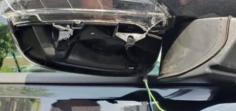 Jongeren trekken spoor van vernielingen door 's-Heerenberg; vooral autospiegels doelwit
