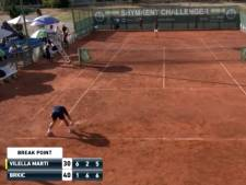 Le craquage complet de ce tennisman espagnol en challenger