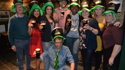 Theo Francken viert Ierse nationale feestdag