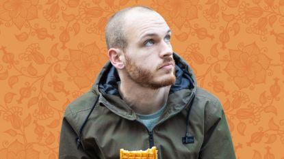 """Singer-songwriter Edward 'Hoofdstroom' Huyghe (27) lanceert eerste verzameling nummers: """"Liever ongedwongen schrijven dan optreden"""""""