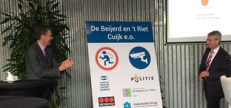 Cameratoezicht bedrijventerrein De Beijerd en 't Riet in gebruik genomen