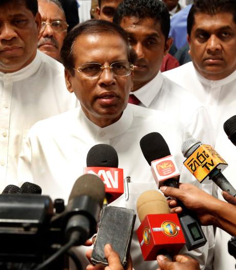 Noodtoestand van kracht in Sri Lanka
