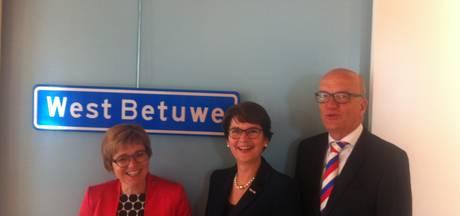 Naam nieuwe gemeente bekend: West Betuwe