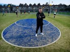 Michael Dissel is pas 28 jaar en debuteert als hoofdtrainer van Movado