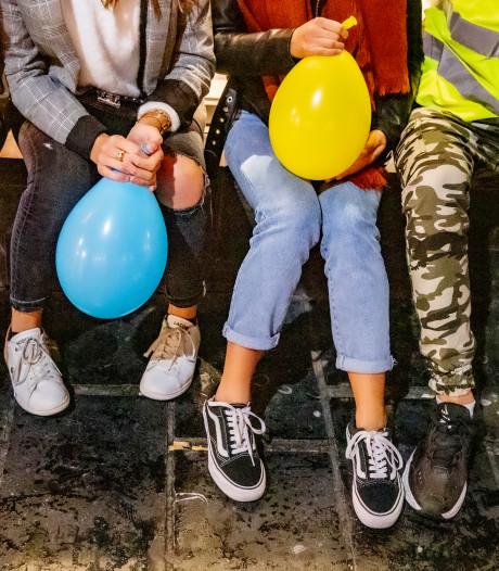 Lachgas deze carnaval in Oldenzaal: gebruiken mag, verkopen niet