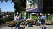Inwoners Kleit kopen massaal bloemen, en daardoor krijgt elke zorgverlener in het dorp 40 euro cadeau