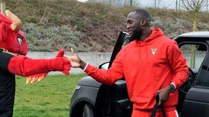 Voetbalbond bevestigt: Romelu Lukaku reist niet mee naar Cyprus, ook Boyata en Sels zijn out