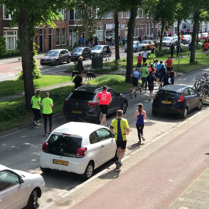 Utrecht Marathon Croeselaan