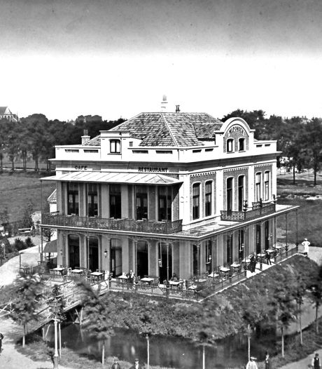 Waar in Dordrecht werd voor het eerst een terrasje gepikt?