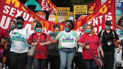 Amerikaanse McDonald's werknemers protesteren tegen seksuele intimidatie op de werkvloer: #MeToo