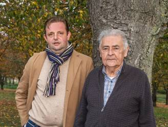 Van kersen plukken tot dieren voederen: Truienaar Bert Duchateau en vader Jos leren kinderen over natuur in laatste hoogstamboomgaard