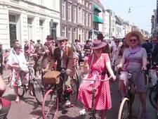 Burgemeester Depla geeft startsein voor Breda Tweed Ride