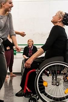 Dansen met en zonder handicap