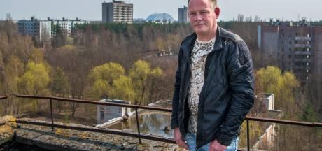 Apeldoorner maakt reis naar Tsjernobyl: 'Alles ligt er bij als in 1986'