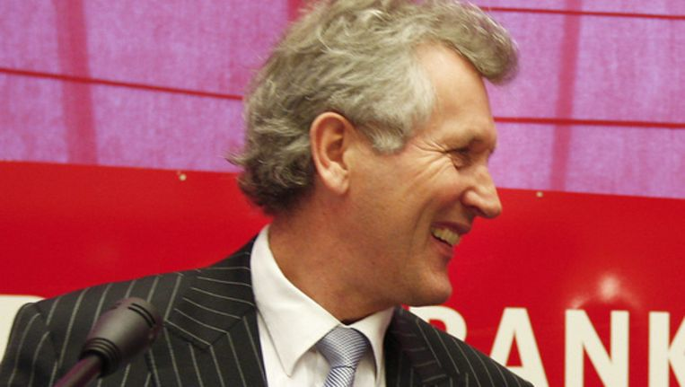 De bank van Dirk Scheringa bestrijdt de maatregel en stapt naar de rechter. Foto ANP Beeld