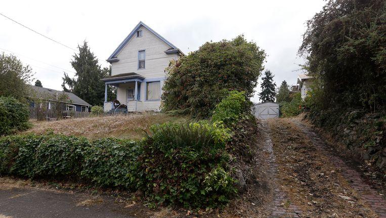 Het huis van de broers in Seattle.