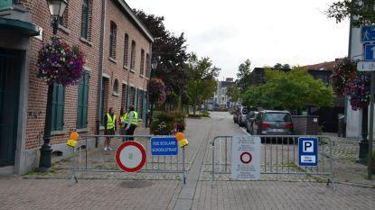 Sint-Agatha-Berchem heeft eerste schoolstraat