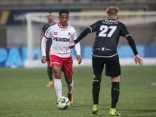 Invaller Edwards bezorgt Helmond Sport eerste thuisoverwinning