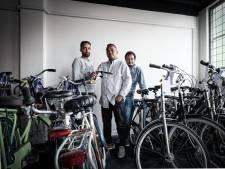 Eritrese vluchtelingen aan de slag als fietsenmaker in regio Doetinchem