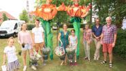 Laureaten bloemenmarkt in de bloemetjes