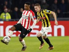Vitesse verhuurt Lelieveld aan Go Ahead Eagles