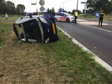 Gewonde bij ongeluk in Hellendoorn