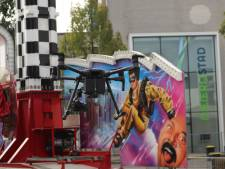 Voorbeeldige kermis in Veghel op filmbeelden vastgelegd door politie als 'lesmateriaal'
