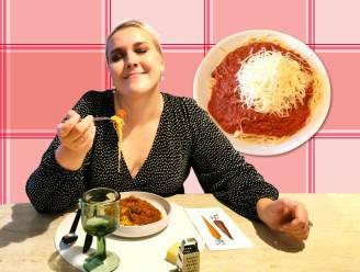 De beste spaghetti bolognese van Vlaanderen? Onze reviewer Lara ging proeven bij Pee Klak in Strombeek