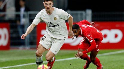 FT buitenland (12/3). PSG kent geen problemen met Dijon, Thomas Meunier geeft assist - Klopp weet hoe code van Bayern te kraken