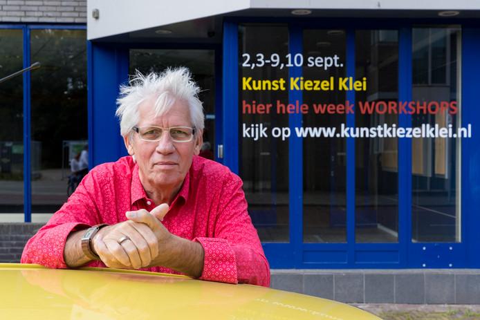 Initiatiefnemer van het cultuurfestival Hans de Wit laat weten dat 'door het bedrijfsleven voldoende geld bijeen is gebracht om de zaak te realiseren'.