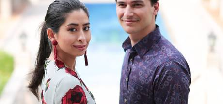 Eerste foto's van Dennis en zijn Maleisische prinses