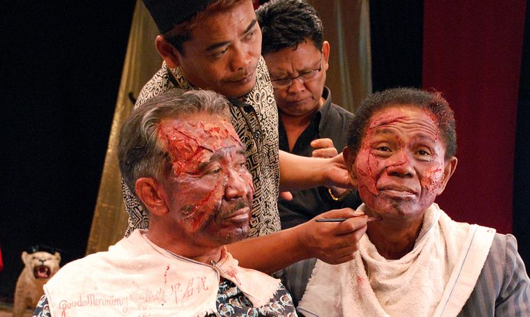 The Act of Killing. Beeld -