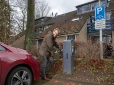 Elektrische autorijder in Wageningen het beste af