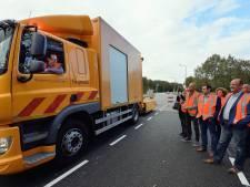 Opening heringerichte Rucphense weg: binnentuin Rucphen voortaan gemakkelijk bereikbaar