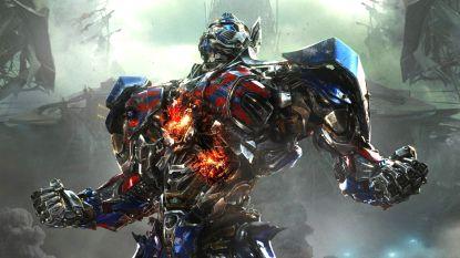 Zevende Transformers-film van de baan