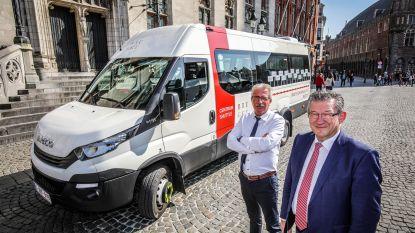 Brugge laat gratis shuttlebus 7 dagen op 7 rijden, en wil dieselbussen De Lijn uit centrum weren