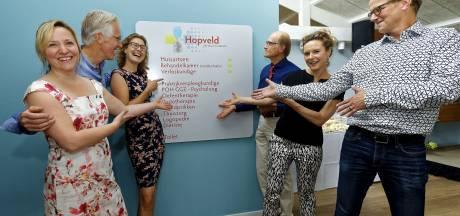 Medisch Centrum Hopveld in Den Dungen na flinke uitbreiding heropend