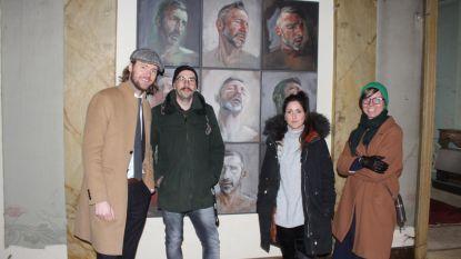 Kunstexpo in Huis Gheeraerts