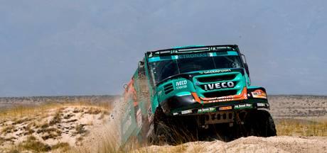 Derde Dakar-dagzege voor trucker Van Genugten uit Eersel